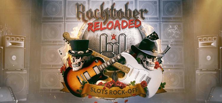 Rocktober med Betsafe