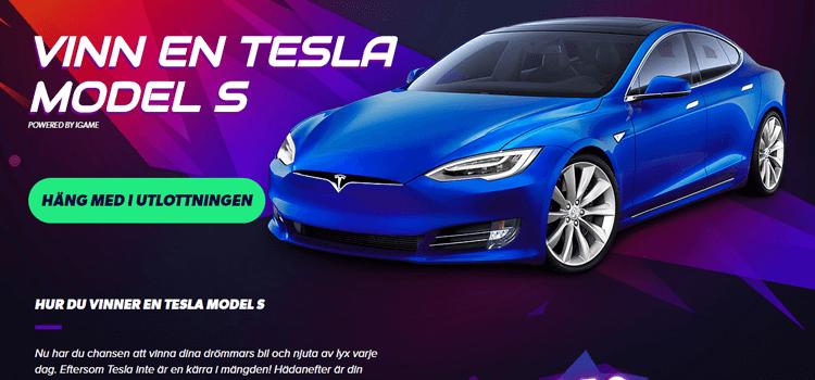 Vinn Tesla Model S